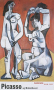Pablo Picasso Women and their Toilette