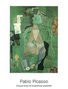 Pablo Picasso-Portrait de jeune fille