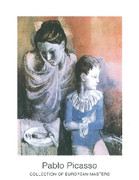 Pablo Picasso Artisten 1905