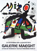Miro Galerie Maeght Exhibition