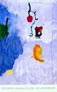 Fab! Eve, Ltd Ed Exhibition Silk-screen Poster, Helen Frankenthaler - Large!