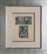 Fab! Jasper Johns - 0-9, Number 2, 1963 - Lithograph - Signed