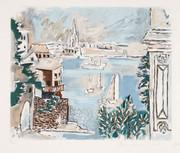 Pablo Picasso Estate Collection Passage De Dinard Hand Signed with COA