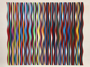 Great Untitled 23 Serigraph,Yaacov Agam - Signed