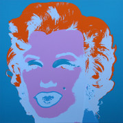 Andy Warhol Marilyn Monroe Sunday B Morning Serigraph Silkscreen #8