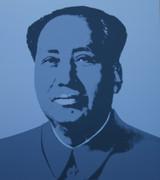 Andy Warhol Mao #1 Sunday B Morning Serigraph Silkscreen Print