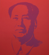 Andy Warhol Mao #4 Sunday B Morning Serigraph Silkscreen Print