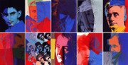 Hand Signed Ten Portraits Of Jews Of The Twentieth Century FS II.226-235 By Andy Warhol 7 PIECE SUITE