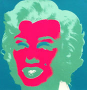 Marilyn FS II.30 By Andy Warhol Framed Retail $195K