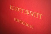 The Portfolio #1 By Elliott Erwitt Retail $75K