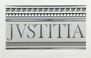 Hand Signed Entablature XA By Roy Lichtenstein Framed Retail $29.5K