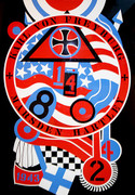 Signed The Hartley Elegies - KvF II By Robert Indiana Retail $10K