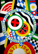 Signed The Hartley Elegies - KvF IV By Robert Indiana Retail $10K