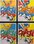 Crash Quad By John Matos Crash Retail $3.1K