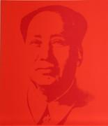 Andy Warhol (after) Mao 3 Sunday B Morning Serigraph Silkscreen Print