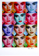 Signed 12 Madonnas By Alan Herr