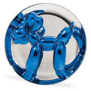JEFF KOONS AUTHENTIC LIMITED EDITION BLUE BALLOON DOG
