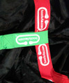 Pass open red strap through loop end of Bootute® Window Strap Kit