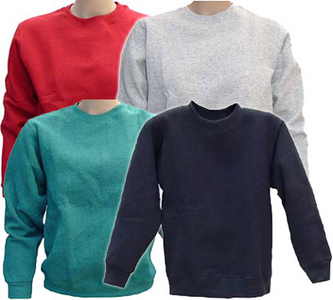 Boy's Cotton Fleece Sweatshirts