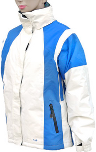 Women's Royal Blue Ski and Snowboard Jacket