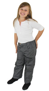 Girl's Cargo Pocket Snowboard Pant