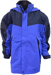 Men's Royal Blue 3-in-1 Ski Jacket