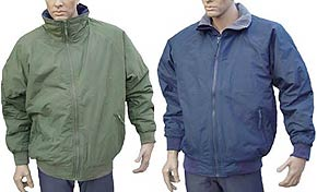 Men's Insulated Windbreaker Jacket