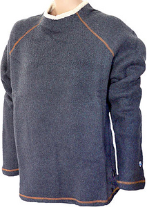Men's Brushed Fleece Sweater