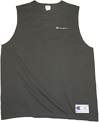 Men's CHAMPION Sleeveless Gym Shirt