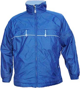 MOBIUS Women's Navy Blue Ski Jacket