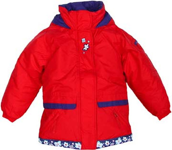 RAWIK Girl's Red Ski Jacket