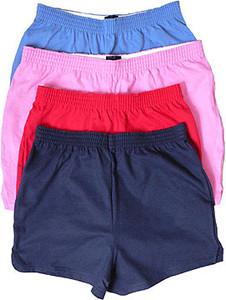 HANES Women's Jersey Shorts