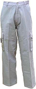 Men's Cotton Cargo Pants