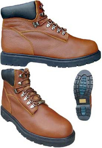 Men's Genuine Leather Insulated Casual Work Boots