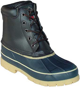 Women's Insulated  Leather Duck Boots
