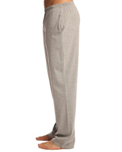 Long inseam lounge pants.
