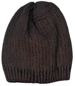 Men's Wool Winter Beanie (Brown)