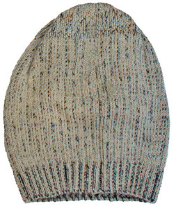 Men's Wool Winter Beanie (Khaki)