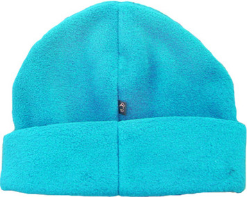 Girl's PUFFIN DOWN Snow Hat (Sky Blue)