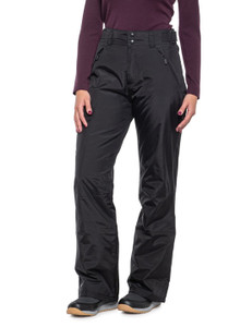 Women's Cargo Ski Pants (up to 6XL)