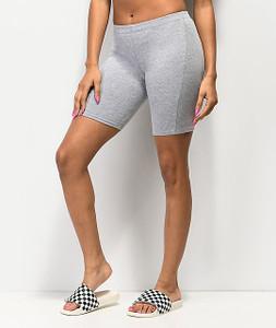 Womens spandex shorts.