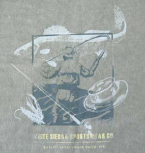 Men's Cotton Fisherman's T-Shirt