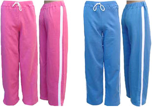 Girl's Cotton Sweatpants