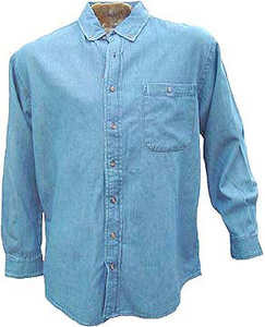 Men's Classic Denim Shirt