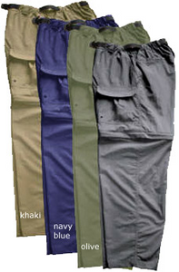 Men's Quick Dry Zip-Off Cargo Pant