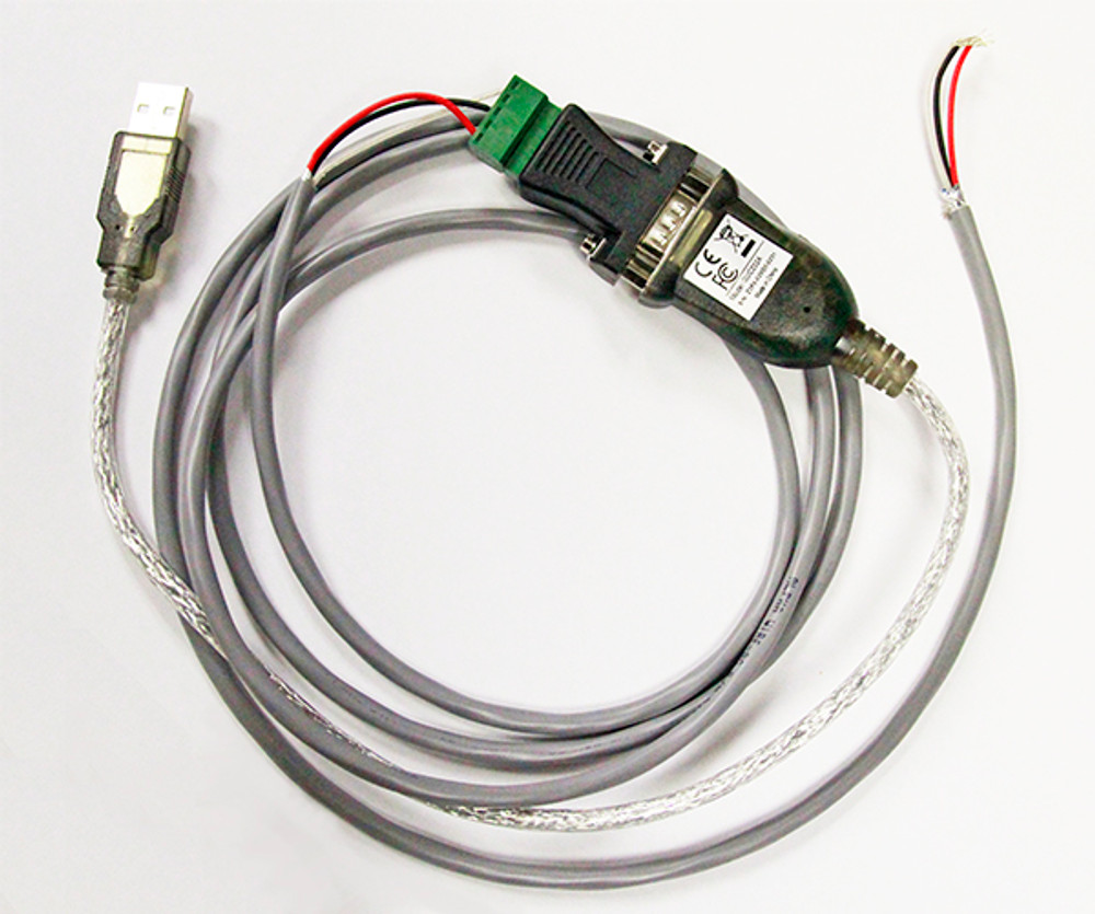 RS232 to USB Converter Cable