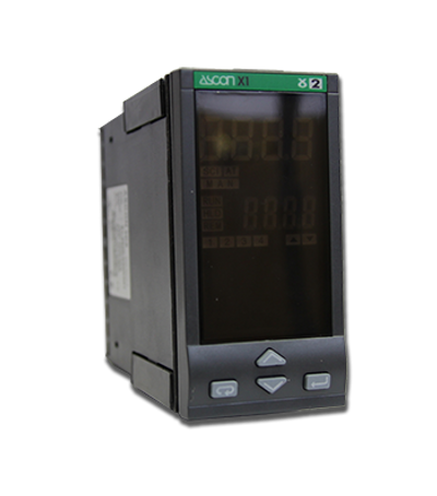 Ascon X1 Heat / Cool Temperature Controller