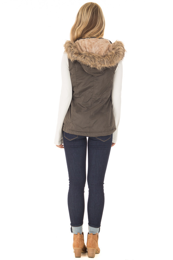 forest-green-drawstring-zip-up-cargo-vest-with-furry-hoodie-front_09082017
