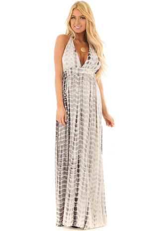 Spaghetti Top Maxi Dress