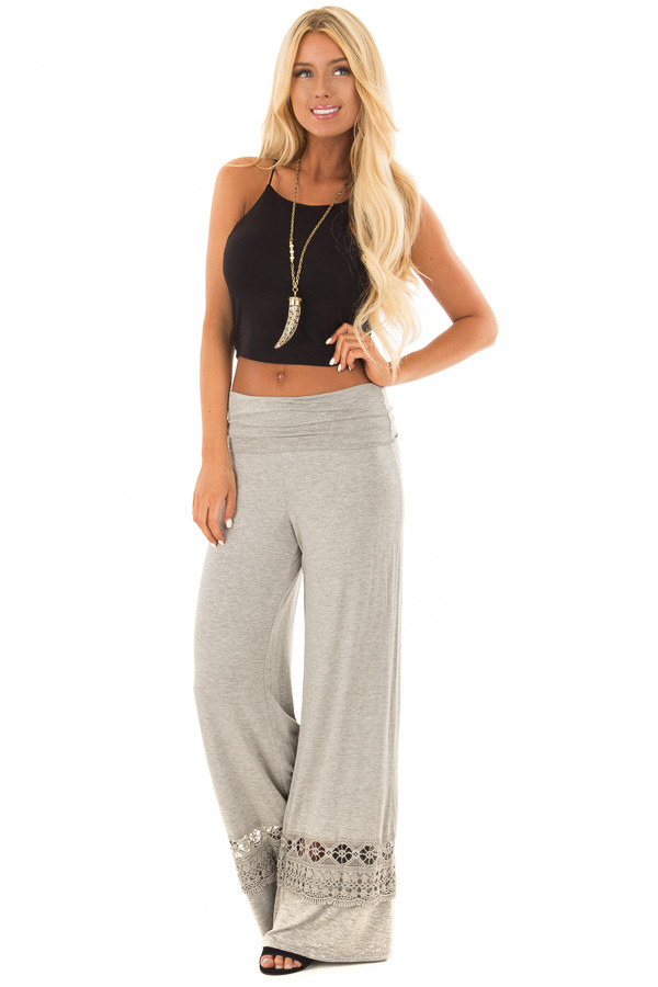 Black High Neck Cropped Tank Top front full body